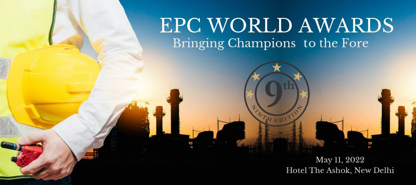 9th EPC World Awards | Construction & Infrastructure Awards