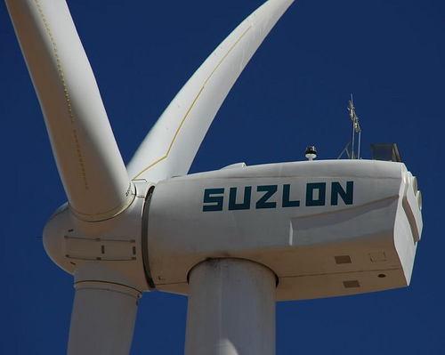 Suzlon wins another order from IOCL for 48.30MW wind project