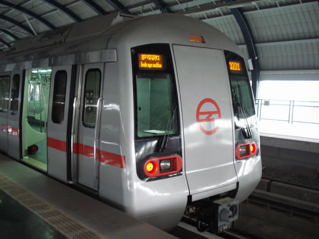 Delhi to be 7th city in the world to have over 200 metro stations in 2016.