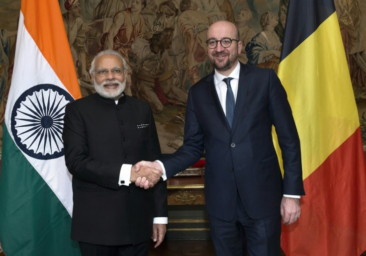 India, Belgium ink MoUs in Renewable Energy, Port, IT and Education