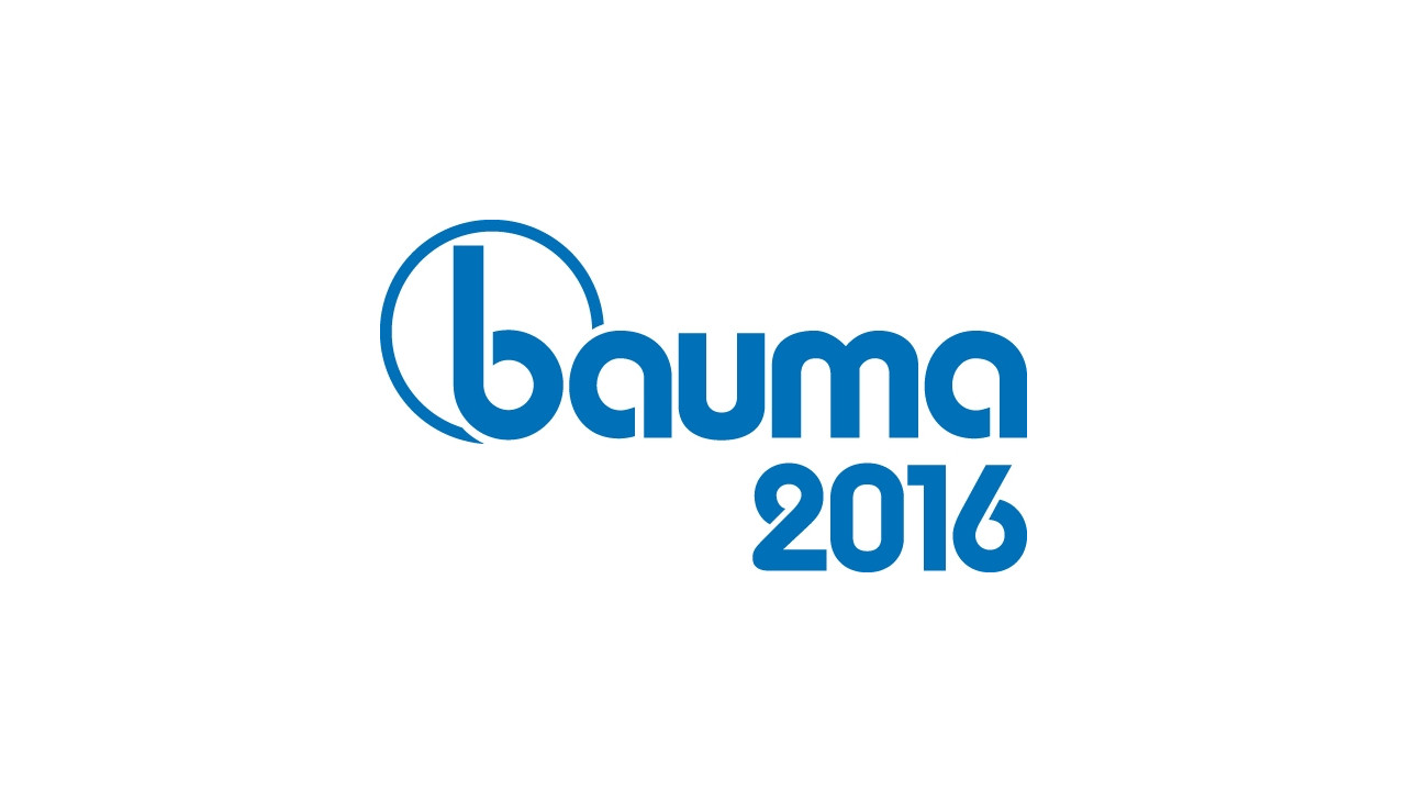 bauma 2016 Various innovations in formwork technology.