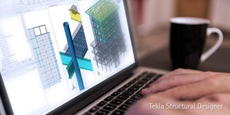 Trimble launches Tekla Structural Designer 2016 for efficient analysis and design