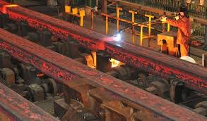 China's record daily steel output bodes ill for world rivals