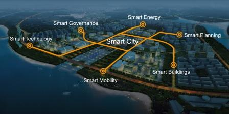 Prime Minister to launch Smart City projects