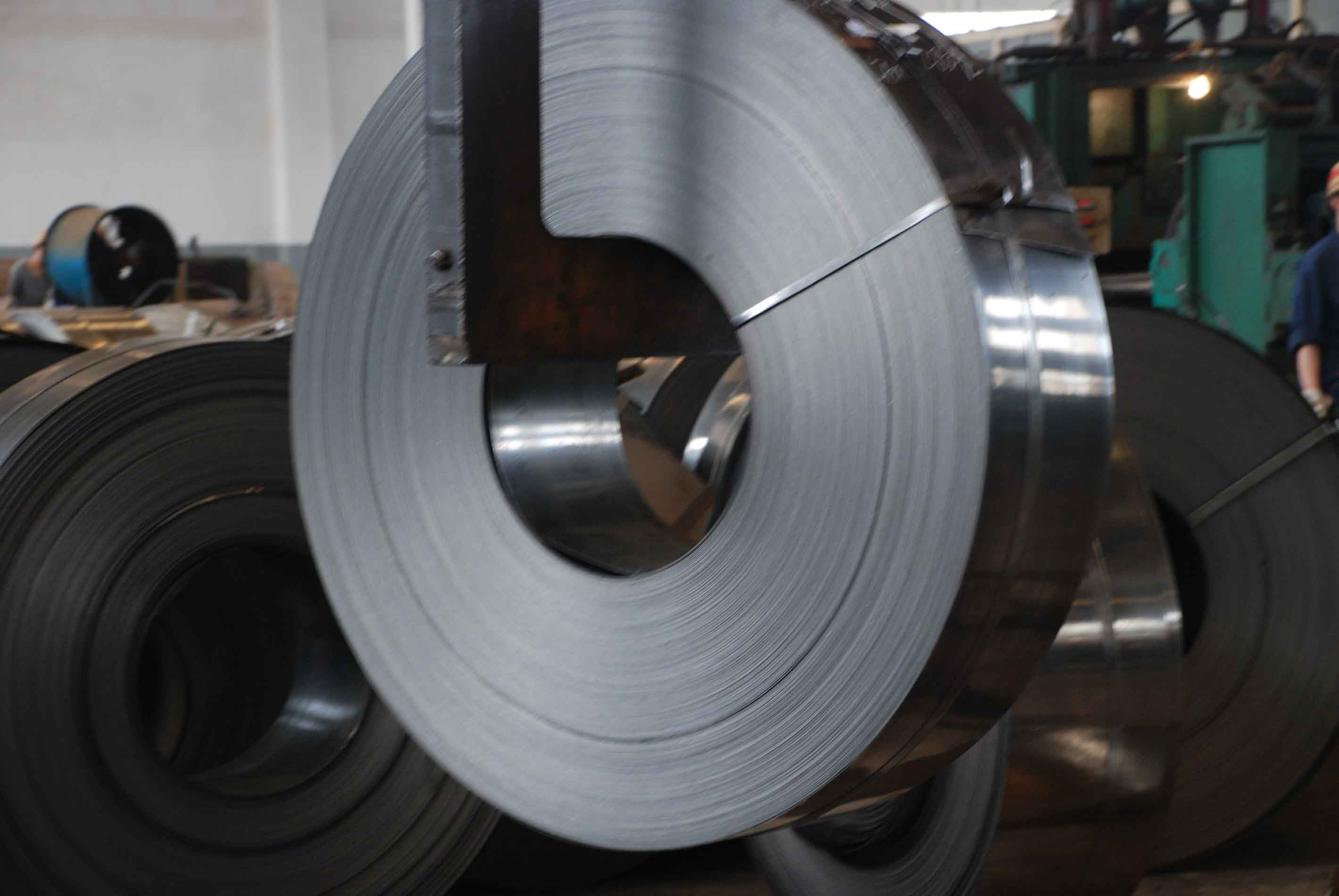 India to impose dumping duty on cold rolled steel imports