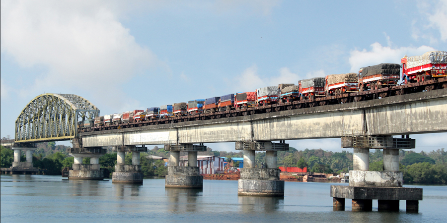 Railway starts RoRo service in Tripura to carry petro products