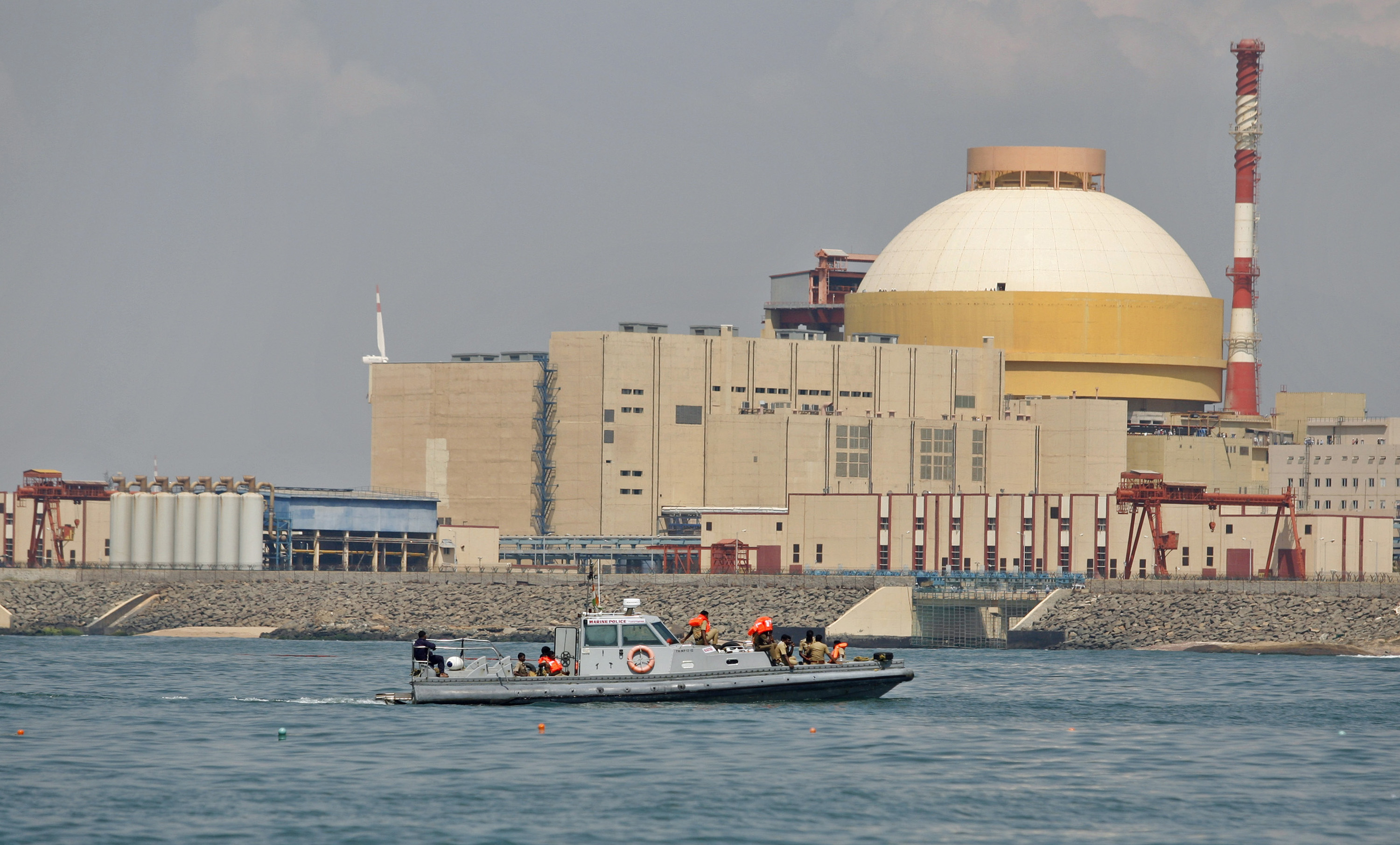 Second nuclear power unit at Kudankulam connected to grid