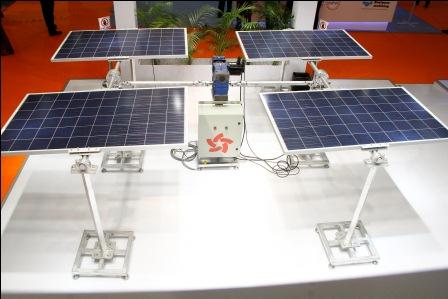 Vikram Solar launches sun tracking system