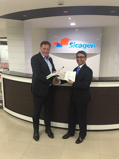 Sicagen acquires Danish Steel