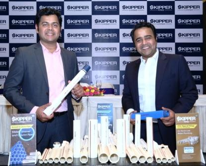 Skipper Pipes expands operations in Northern India