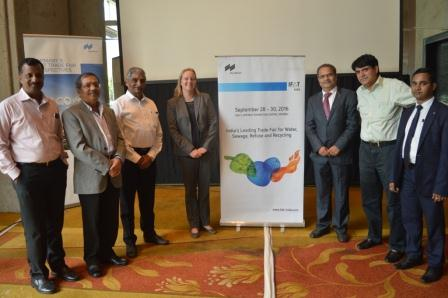 IFAT India to showcase products and services for the water, sewage, refuse and recycling segments