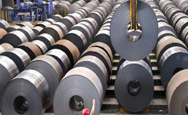 China, Japan, India account for 64% of world steel production in August