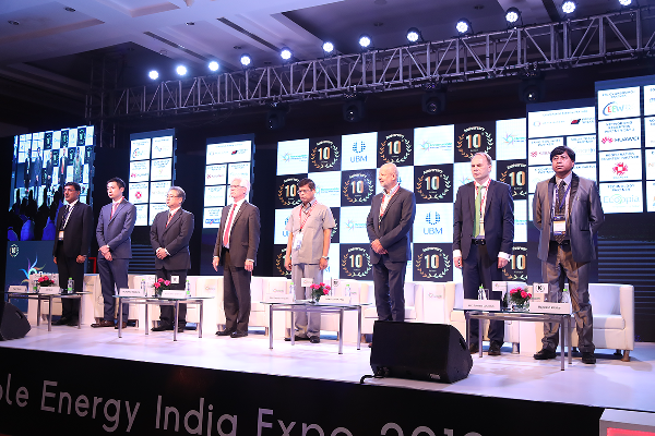 Tenth Edition of Renewable Energy India Expo concludes successfully