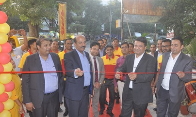 DHL invests in the Smart City of Indore