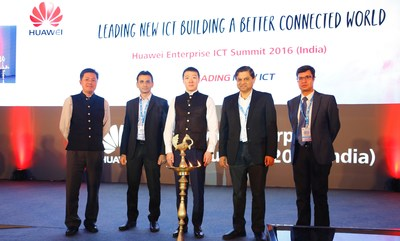 Huawei Showcases Products and Solutions for Enterprises at the Third Edition of the Enterprise ICT Summit India