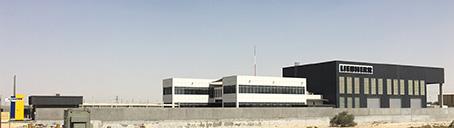 Liebherr opens new office in Dammam, Saudi Arabia