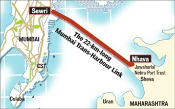 MMRDA shortlist contractors for Mumbai Trans Harbour Link Project