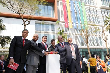 BASF Group inaugurates new Innovation Campus Asia Pacific in Mumbai, India