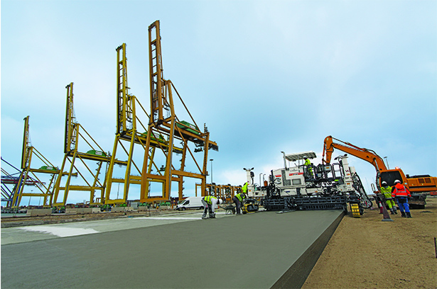 New SP 60 series from Wirtgen: Three multi-talents for concrete paving