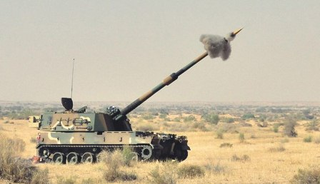 L&T signs contract for SP Gun Programme for Indian Army