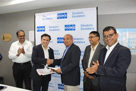 KONE expands in the Sri Lankan market