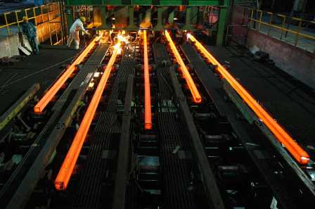 Domestically manufactured iron & steel products to be preferred in government procurement