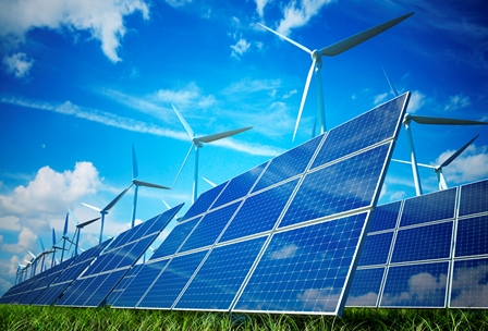 Cabinet approves raising of bonds for renewable energy