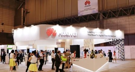 Huawei receives Six Awards at Interop Tokyo 2017