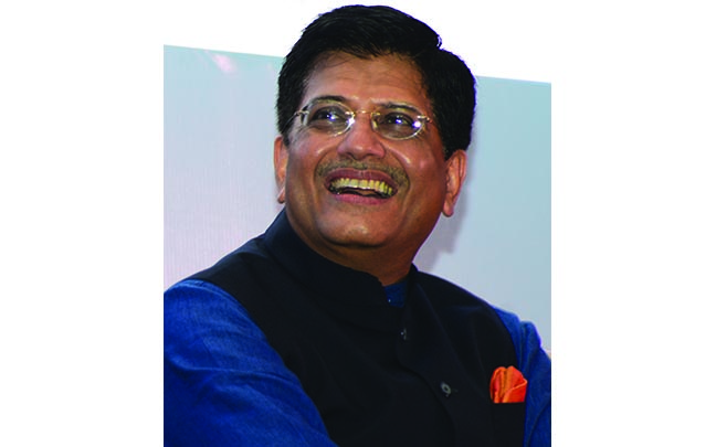 Piyush Goyal launches Web Portal 'MERIT' at 60th Meeting of the Forum of Regulators (FoR)