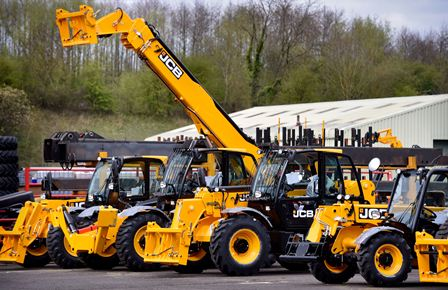 JCB Loadall: An exclusive feature
