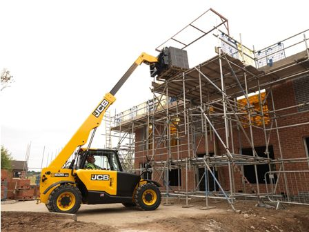 JCB delivers robust result in shrinking global market