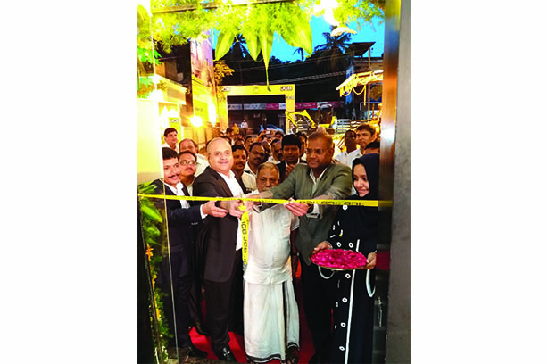 JCB India inaugurates a state-of-the-art dealership facility in Kozhikode