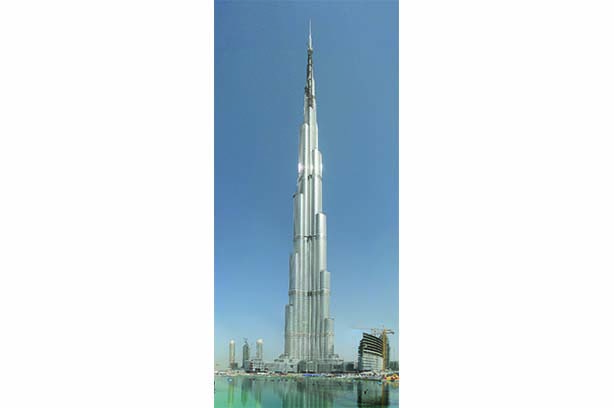Scaling the heights of the Burj Khalifa, Dubai – Otis Elevators