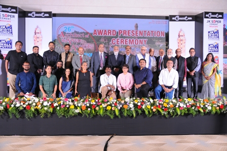 JK Cement announces winners of the 26th edition of Architect of the Year Awards 2017