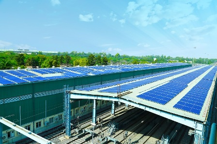 Azure Roof Power to expand electrification of Indian Railways