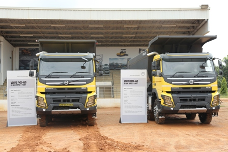 Volvo Trucks eyes the Construction Segment