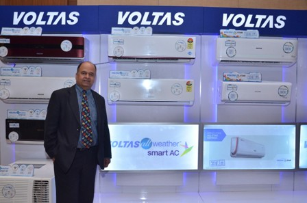 Pradeep Bakshi appointed MD & CEO of Voltas