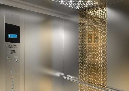 New look unveiled for Otis Elevators