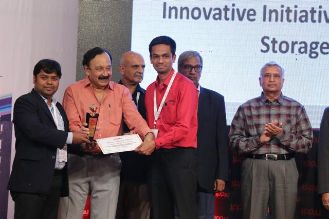 India Energy Storage Alliance (IESA) conferred with Independent Power Producers Association of India (IPPAI) Award
