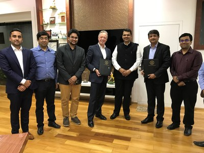 Virgin Hyperloop One signs MoU with Maharashtra to conduct its preliminary study