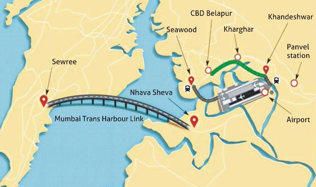 TATA Projects Daewoo JV Wins Mumbai Trans Harbour Link Package 2