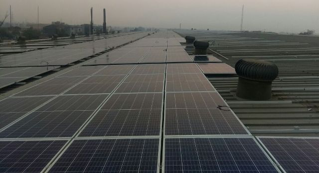 KOR Energy bags orders from 4 (four) UP based companies for 2.8MWp rooftop solar power plants