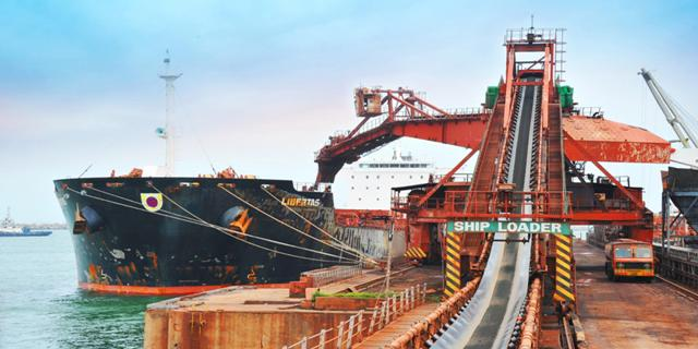 Essar Vizag Terminal to take week-long shutdown to commission 8,000 TPH ship loader
