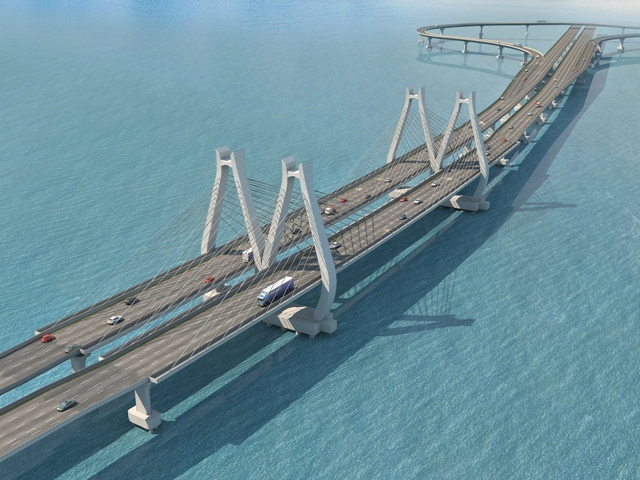 Louis Berger awarded Versova-Bandra Sea Link project management contract in India