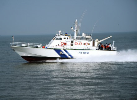 L&T launches second offshore patrol vessel for Indian Coast Guard