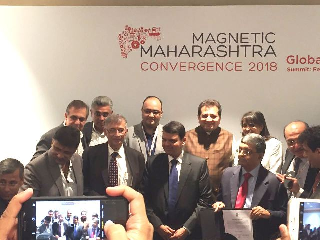 NAREDCO signs MoU during 'Magnetic Maharashtra: Convergence 2018' to provide 3 lakh affordable houses in MMR