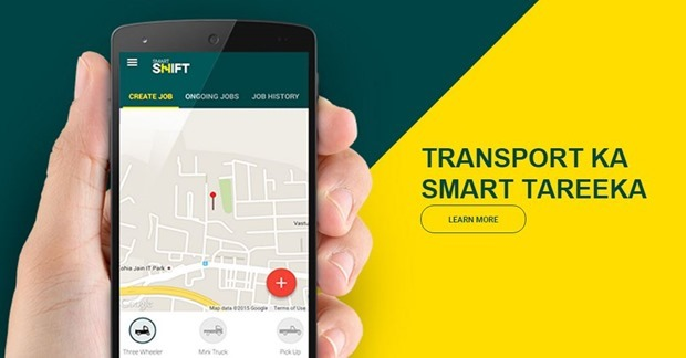 SmartShift and Porter announce their intent to merge