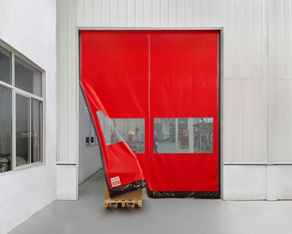Innovative High Speed Doors by Gandhi Automations