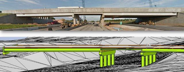 Bentley's OpenBridge Modeler CONNECT Edition Enables Modeling with Reality Context