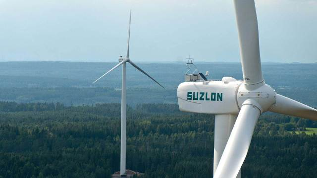 Suzlon designs and produces India's longest wind turbine blade of 63 meters